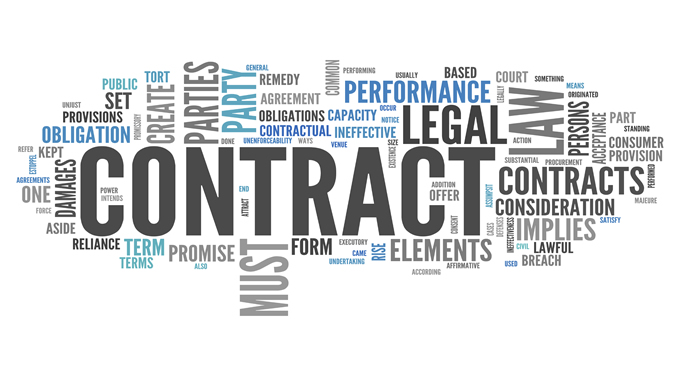 Contract Law Update 2017 – Contract